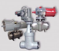 Motorized (MOV) and Actuated (OnOff) Valves